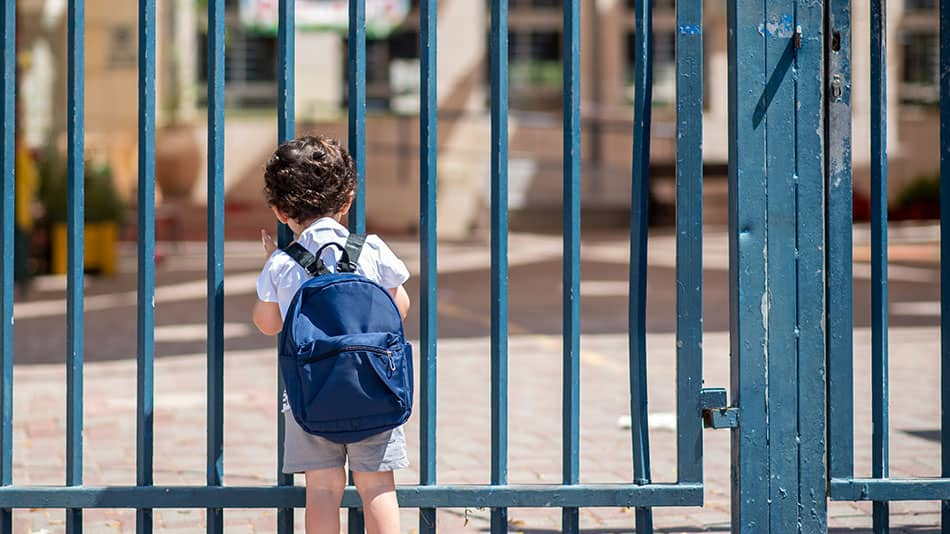 The UN noted that schools in nearly half of the countries in Asia and the Pacific have been closed for more than 200 days due to the pandemic.   Image Source: Shutterstock