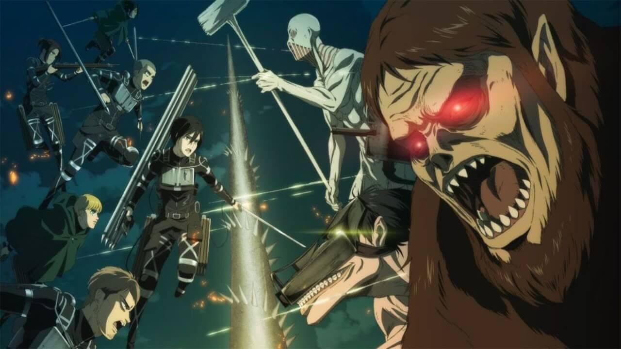 Attack on Titan Season 4. Source: Youtube