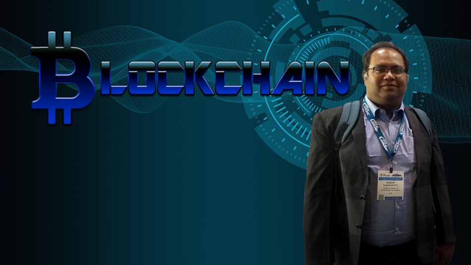 IIT Kharagpur is working on developing blockchain-based applications in its labs. (Inset) Sandip Chakraborty.