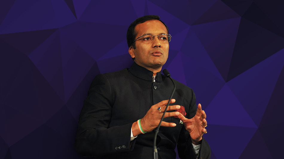 Naveen Jindal was a guest speaker at Xavier's Management Convention '21  Image Source: Wikimedia Commons.