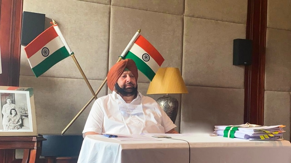 Punjab CM has directed the state's higher education secretary to speed up the recruitment process to fill up 931 posts of assistant professors in government colleges. Image Source: Twitter.