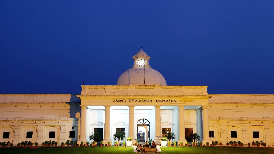 The event was organised to promote mental health awareness.   Image Source: IIT Roorkee
