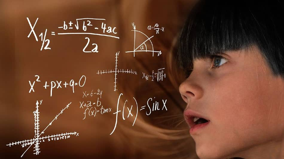 Reduced marks in Mathematics are a major concern for parents of students below Class VI and those in classes XI-XII. Image source: Pixabay