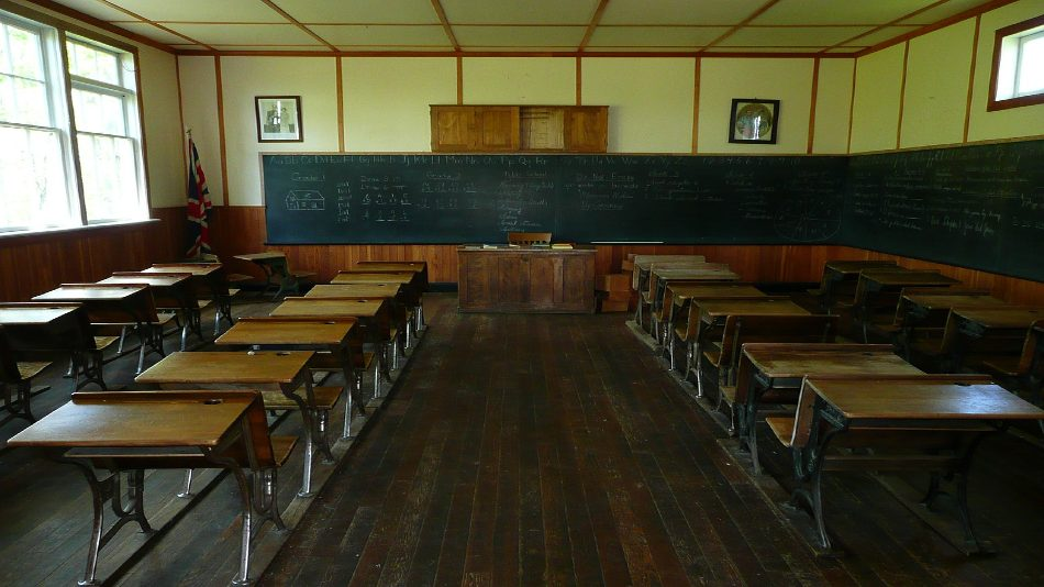 Schools are being renovated for repair work, new classrooms, toilets and more space.  Image source: Pixabay