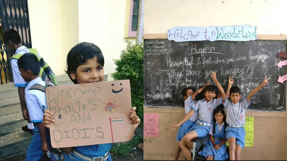 Over 28,000 students of government and low-income private schools have experienced Teach For India classrooms over the years.   IMAGE SOURCE: Agrima Tikader