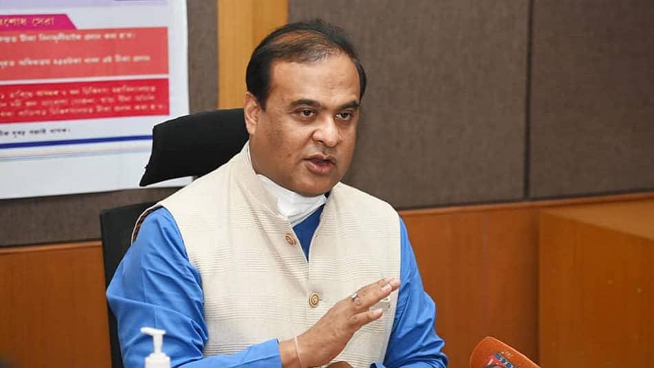 Assam CM Himanta Biswa Sarma said the Jorhat Government Law College is to be completed within two years. Image Source: Twitter