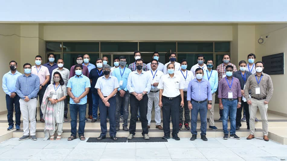 Delegates from BSES Rajdhani Power Limited, UPSLDC, Siemens, JPDCL and Synergy Systems & Solutions have enrolled for the course. Image Source: IIT Kanpur