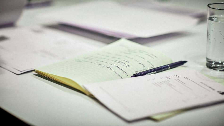 JEE Main cut-offs depend on total candidates taking the exam and availability of seats at the participating institutions, the difficulty level of the questions and the previous year's admission trends. Image Source: Unsplash