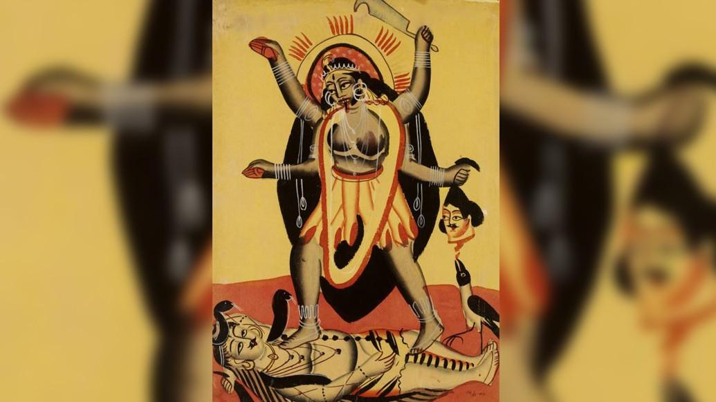 দারুকাসুরের জীবনও সমাপ্ত হল দেবীরই হাতে। কালীর নৃত্যে ব্রহ্মাণ্ড জুড়ে প্রলয় শুরু হল।দেবীর হুঙ্কারে চতুর্দিক কম্পিত হল।