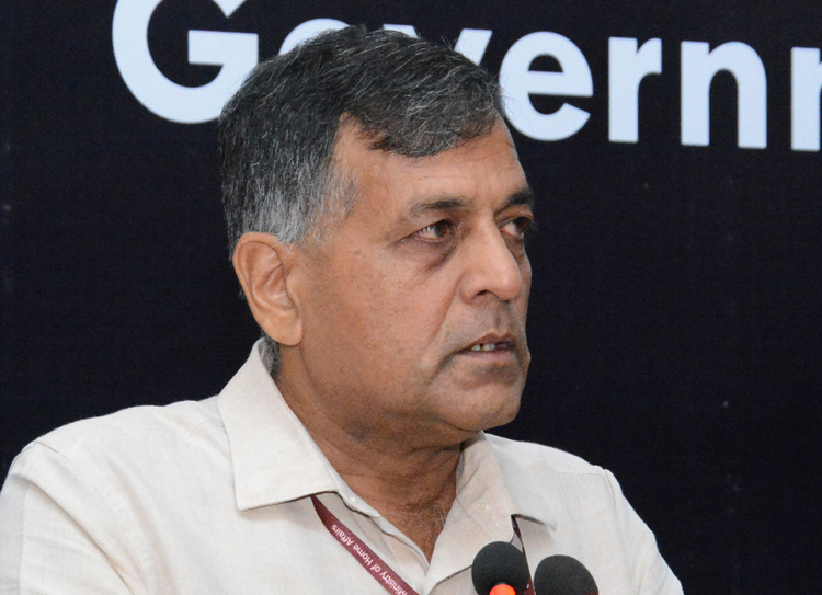 Election commissioner Ashok Lavasa