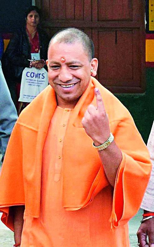 On Modi turf too, Yogi is needed