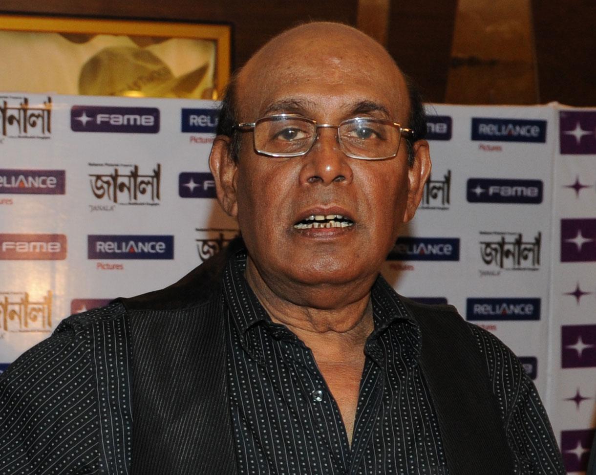 Veteran filmmaker Buddhadeb Dasgupta