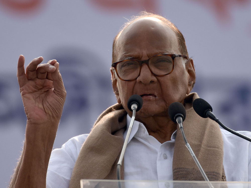 Pawar said the opposition parties expected the BJP to do well in certain states, but did not expect