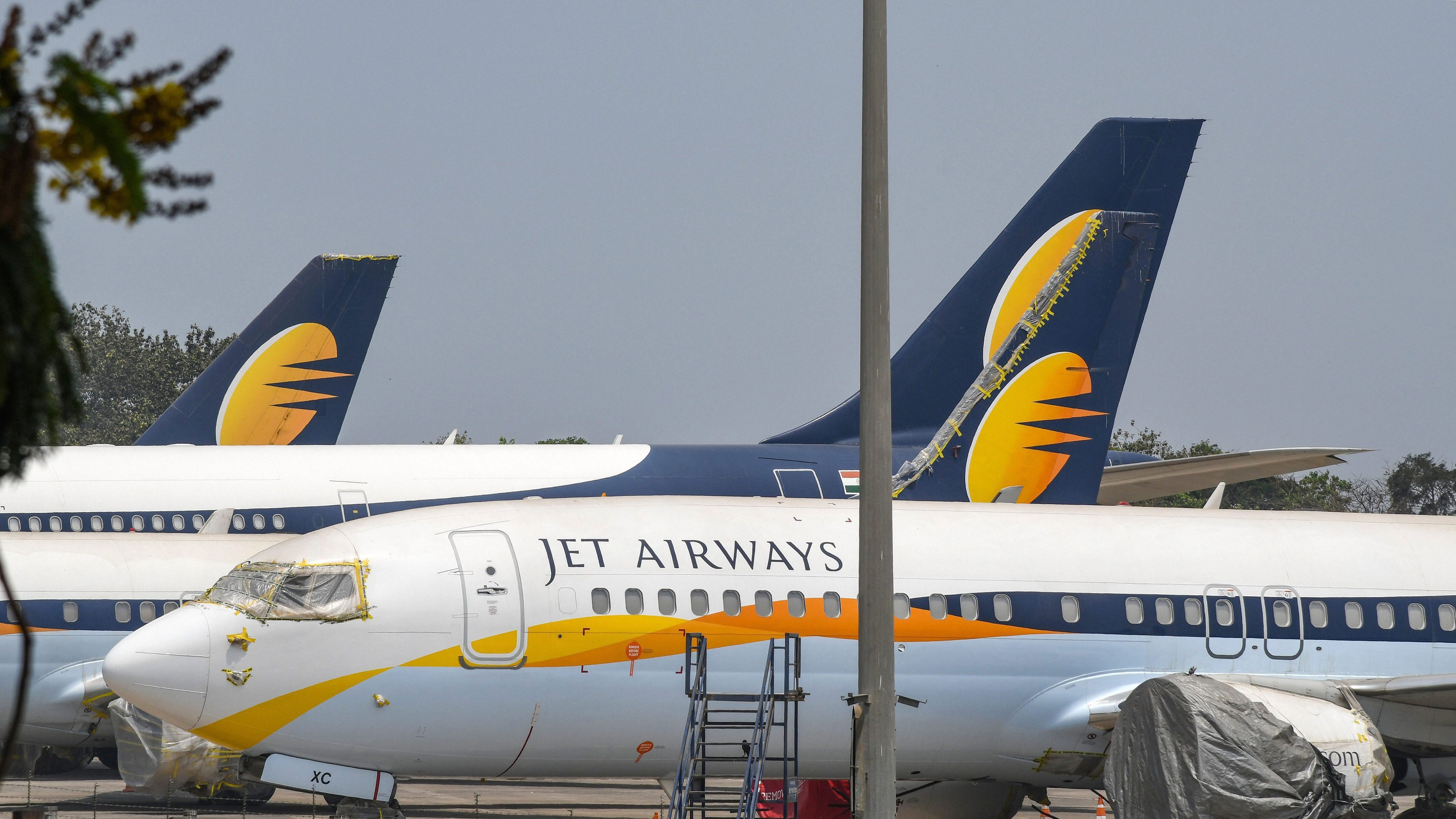 Jet Airways needed to refund cancelled tickets worth Rs 70 crore to passengers who had booked them through travel agents only for April.