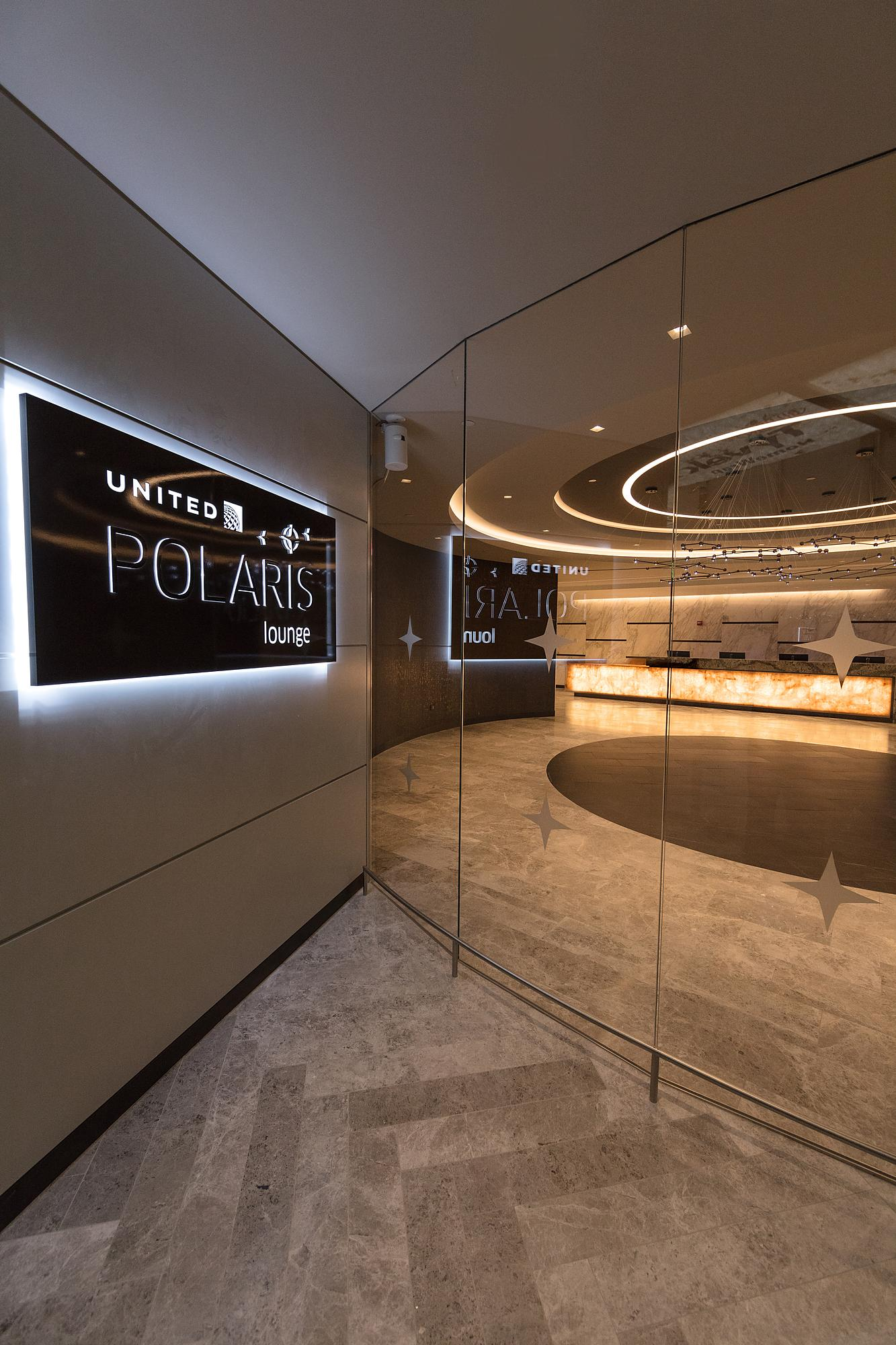 United Polaris lounges are currently located in Chicago, San Francisco, Houston, New York/Newark and Los Angeles