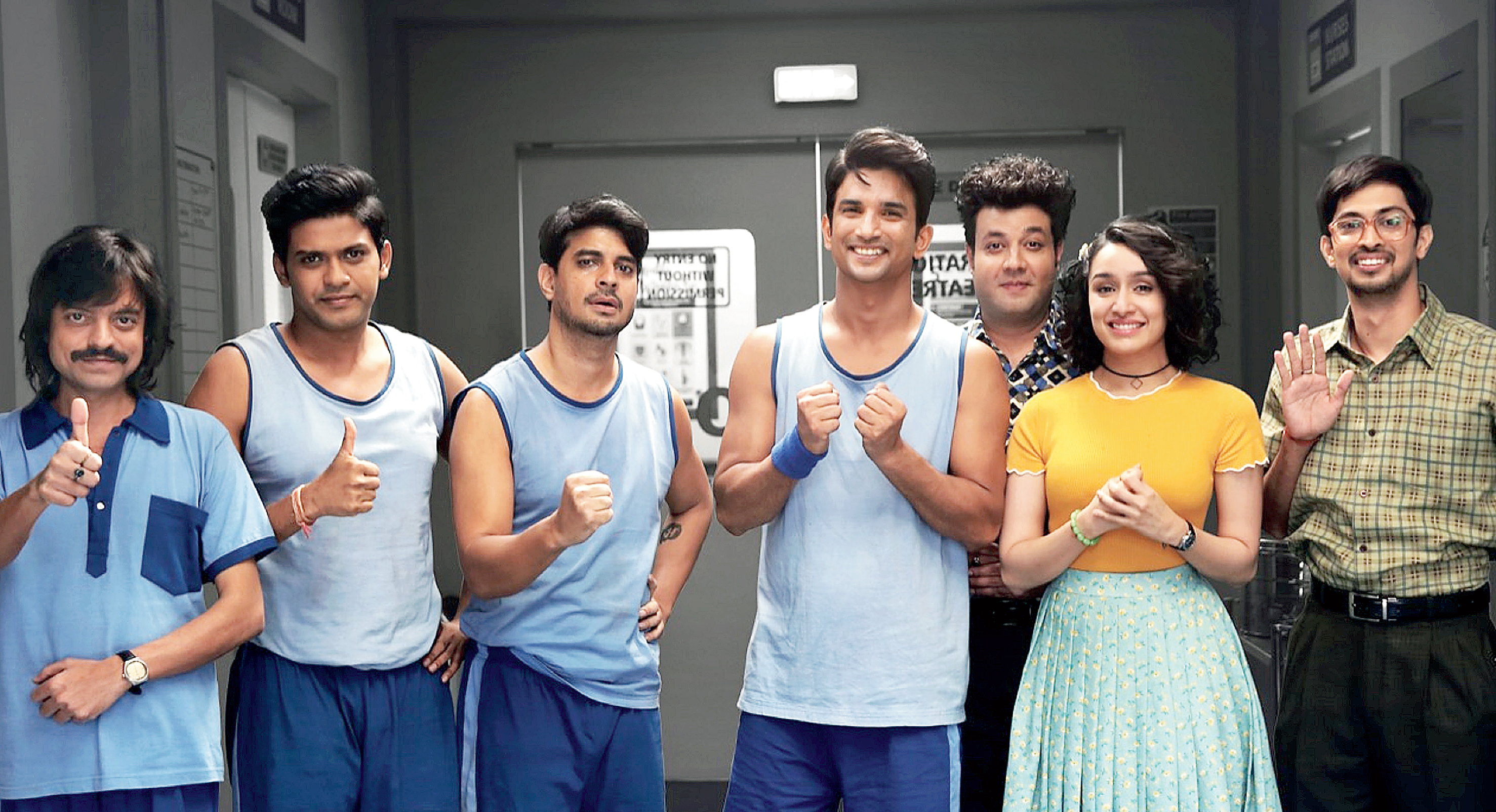 Relatable & nostalgic, the Chhichhore group of friends warms hearts