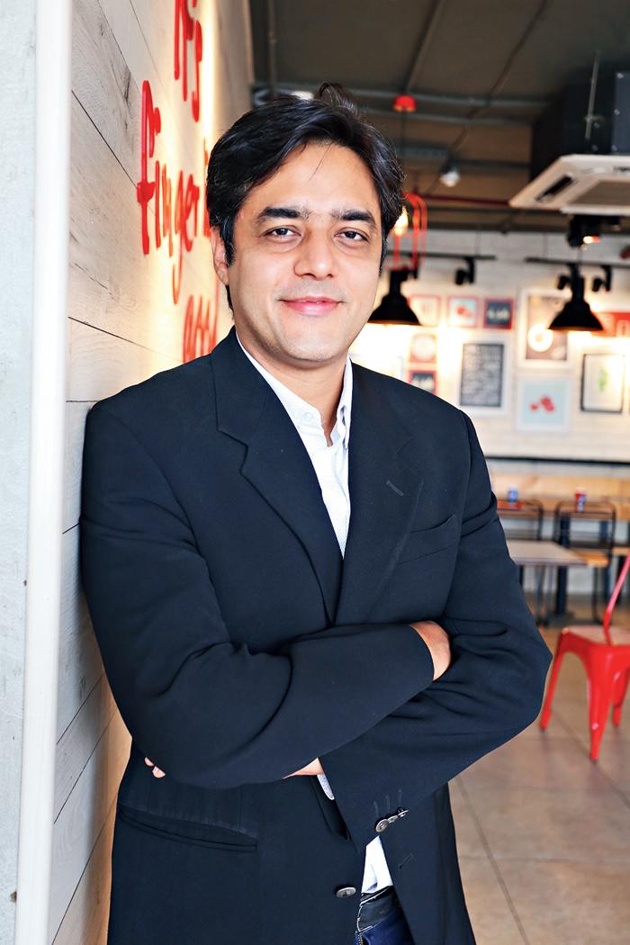 Moksh Chopra, chief marketing officer, KFC India