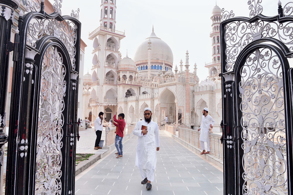 The Darul Uloom in Deoband.