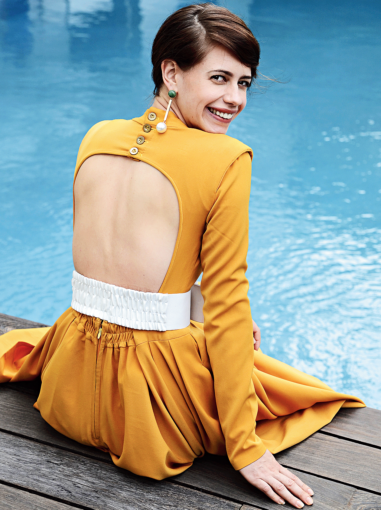 I found it very useful to tune into audiobooks because you can do so while commuting. You can close your eyes and listen to something, which is so nice — Kalki Koechlin