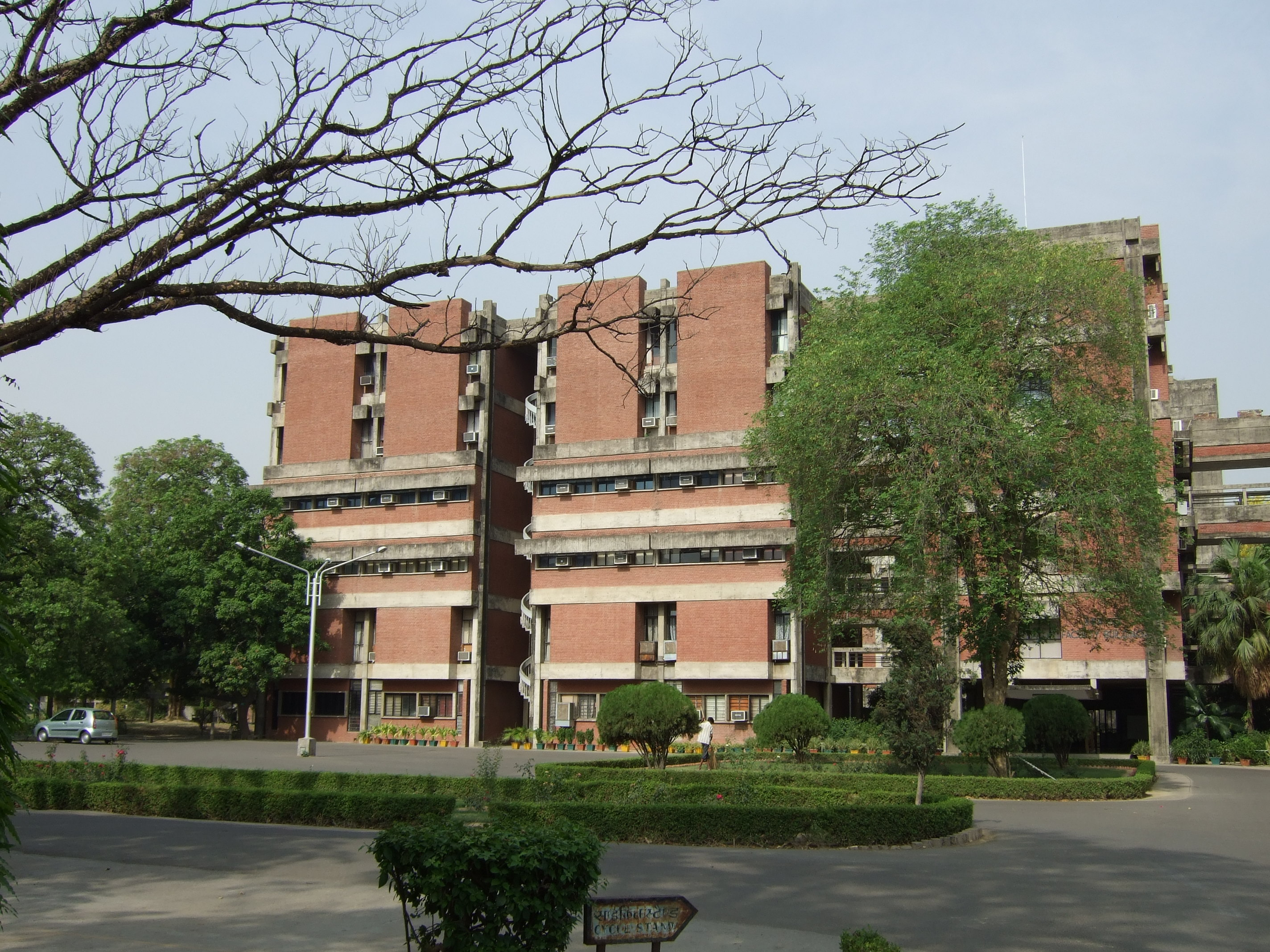 IIT-Kanpur probing complaints not poem, says director