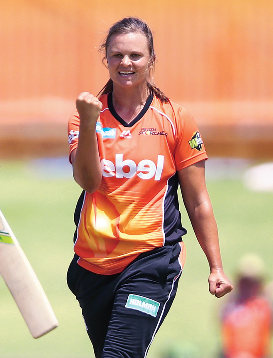 SUZIE BATES (NEW ZEALAND): No woman has played more T20 games or scored more runs in T20Is than New Zealand's talismanic all-rounder. The only player to score more than 3,000 runs in women's 20-over internationals, Bates has always shone at World Cups, with six 50-plus scores in previous editions. No slouch with the ball either, Bates's medium pace can be a game-changer if used intelligently. Having represented her country in basketball at the 2008 Beijing Olympics, Bates devoted her entire attention to cricket a few years later, quickly becoming an irreplaceable cog in the wheel for the White Ferns. Coupled with captain Sophie Devine, Bates's sheer presence would be ominous for the rest of the field, as New Zealand strive to leave a mark in the territory of their greatest rivals.