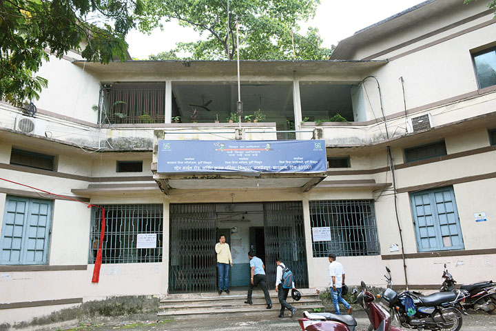 The East Singhbhum district education office on Wednesday