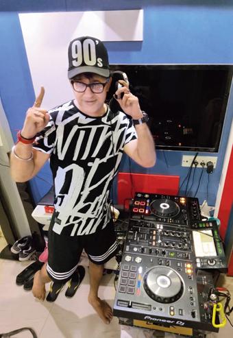 DJ Girish