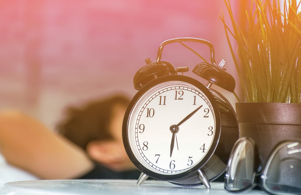The more consistent your wake-up time, the more consistent your body functions