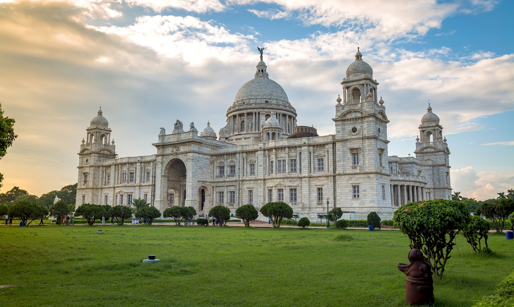 How Victoria Memorial survived name change