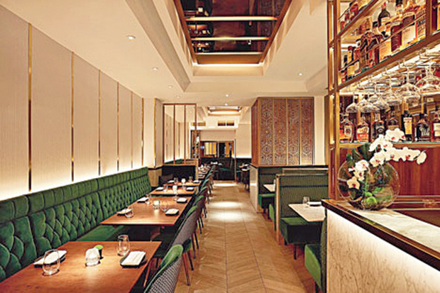 Indian Accent's 78-seater outlet in London's Mayfair that opened in December 2017 was forced to close doors recently