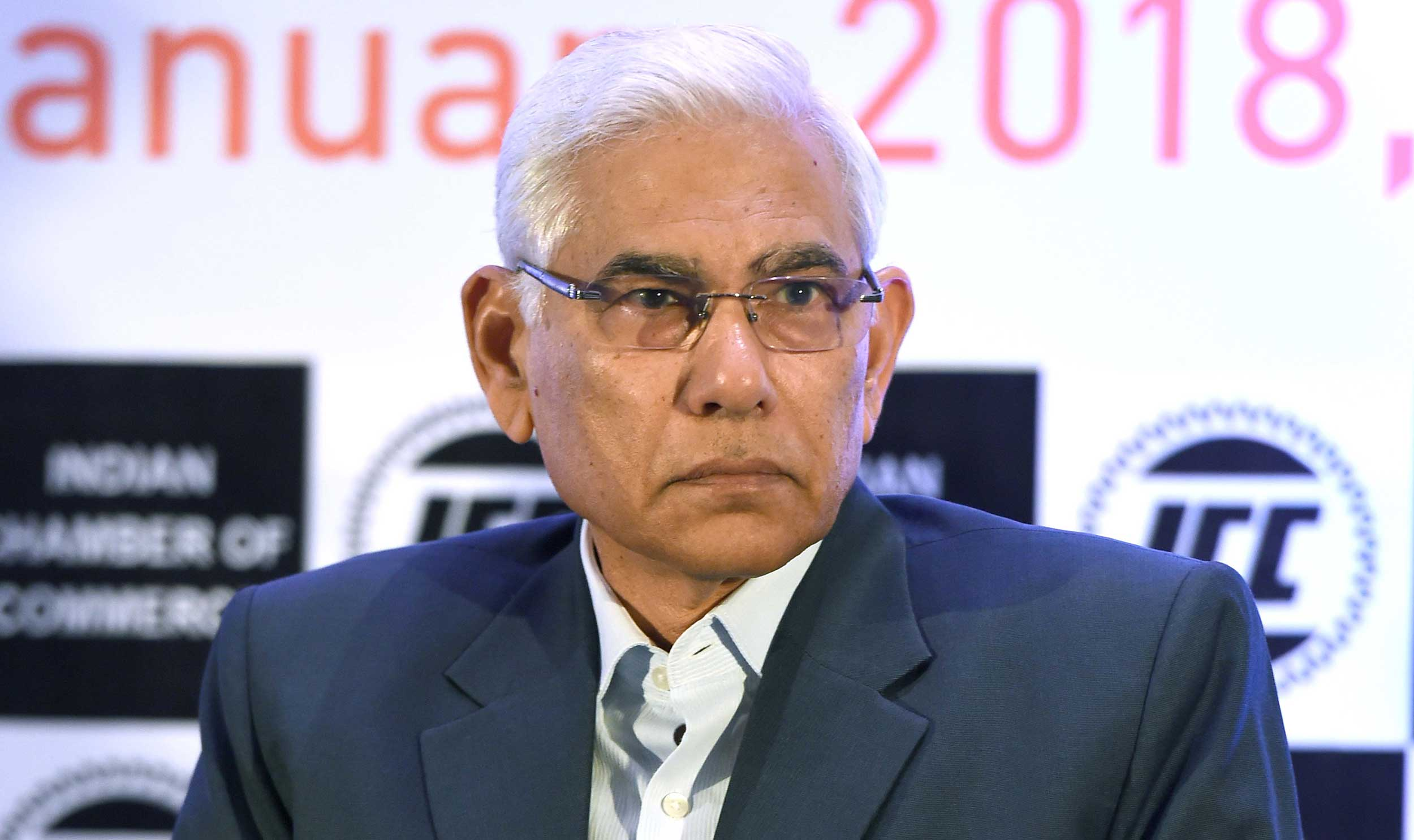 Ahead of the BCCI elections on October 22, the Committee of Administrators chief Vinod Rai (in picture) has said that non-compliant state units like Tamil Nadu and Haryana risk losing their voting rights in BCCI though their cricketing activities will not be affected.