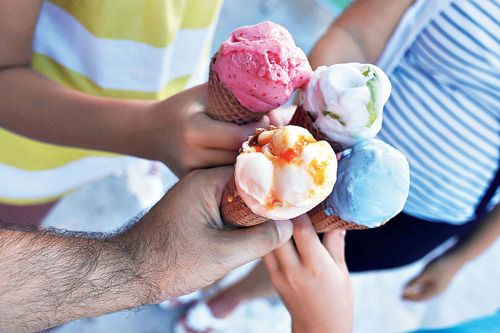 Artisanal, local flavours, real fruit are now the buzzwords in ice cream