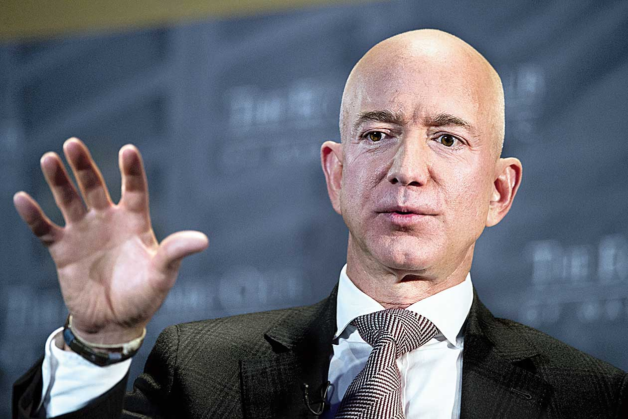Hacking of Bezos phone tied to MBS
