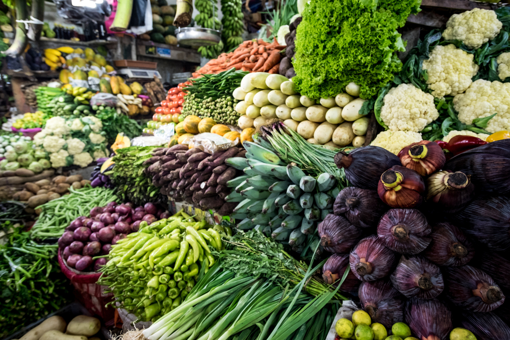 Prices of most vegetables climbed in October as monsoon downpours delayed harvests and disrupted supplies. That was despite a government ban on onion exports, a key component in the Indian diet.
