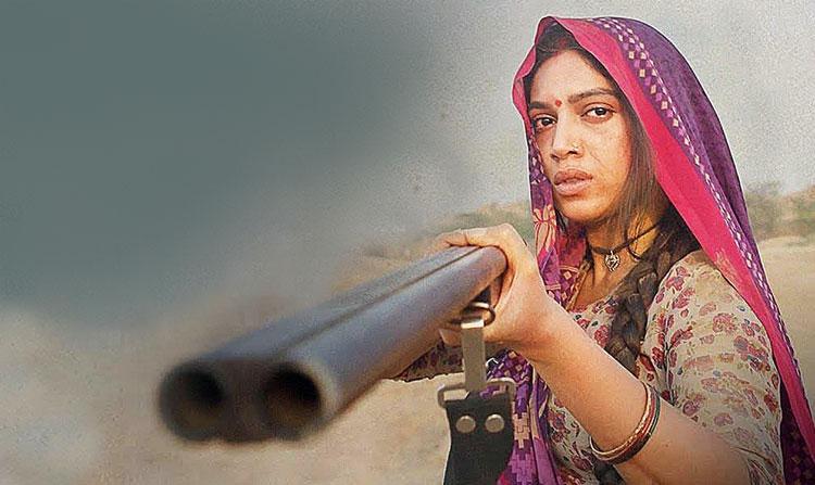 Bhumi Pednekar in yet another hatke character in Sonchiriya
