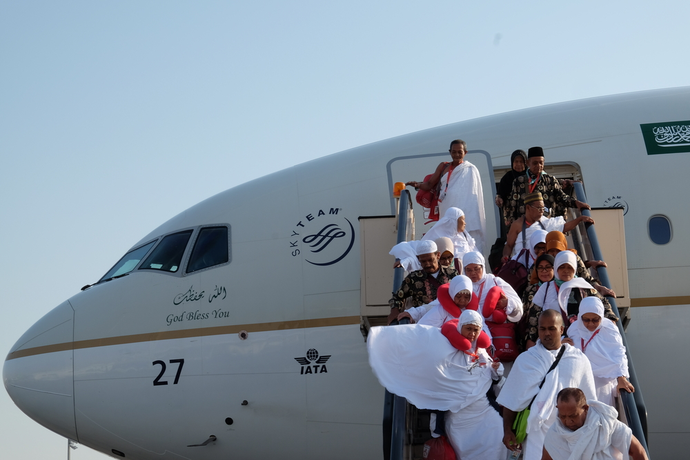 Under Sunday's announcement, Israeli Muslims can go to Saudi Arabia for religious pilgrimages
