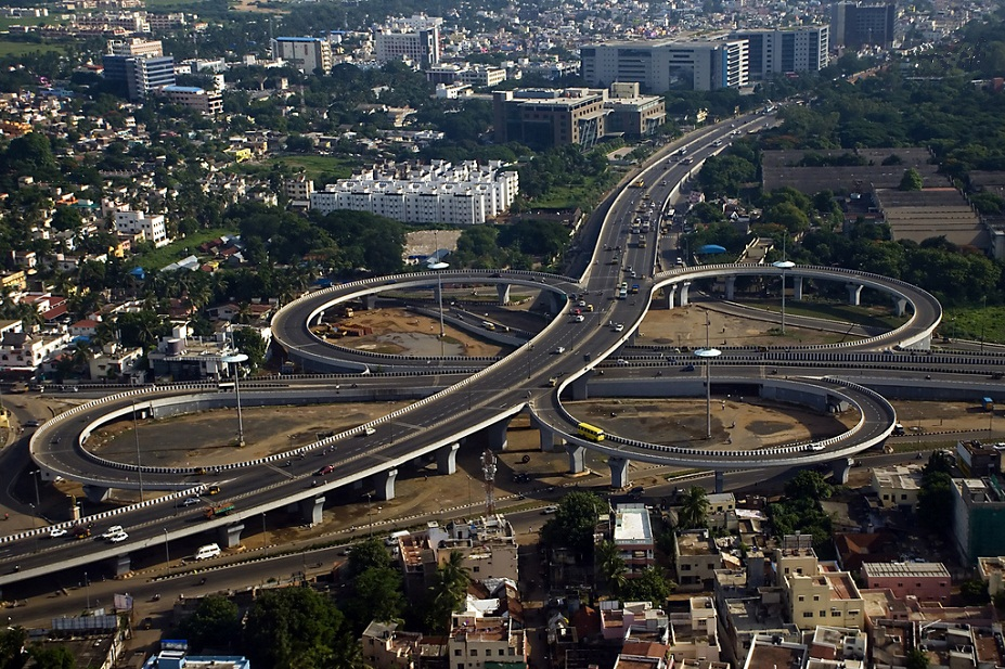 Kathipara Junction, Chennai, is Asia's largest cloverleaf. The world is a design space, and increasingly, private firms develop and manage emerging technologies that shape it. Besides engineering, business education must also be part of the shift.