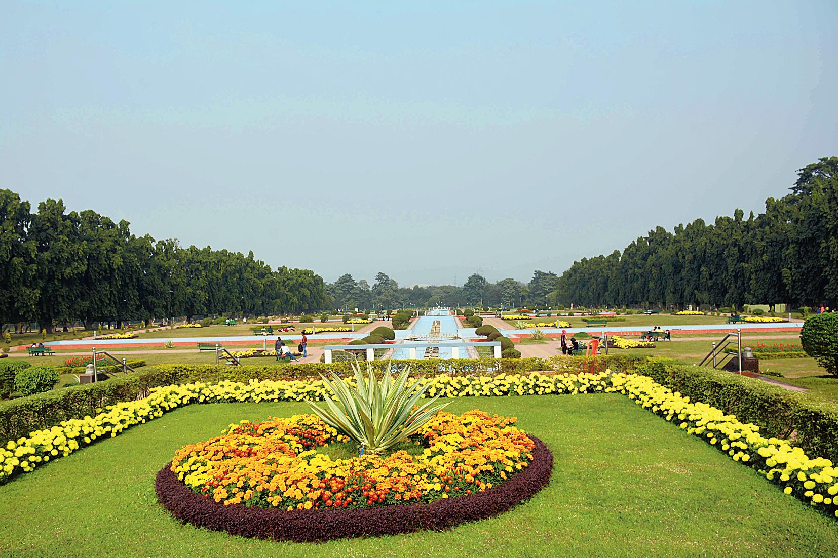 Jubilee Park in  Bistupur, Jamshedpur.