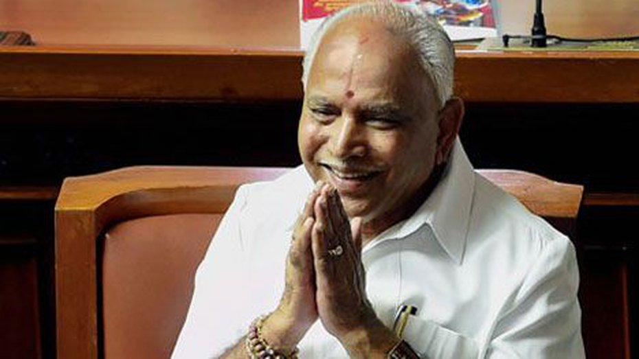 They later held a meting with BJP leader and chief minister B.S. Yediyurappa, who had rushed back to his office after cancelling programmes for the afternoon to pacify the rebels who had helped him come back to power.