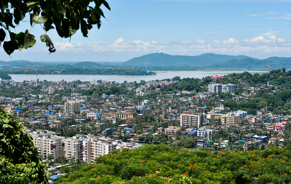 The ambitious Greater Guwahati Water Supply Project, which was supposed to supply water to southwest, southeast, south-central and northern Guwahati, remains incomplete