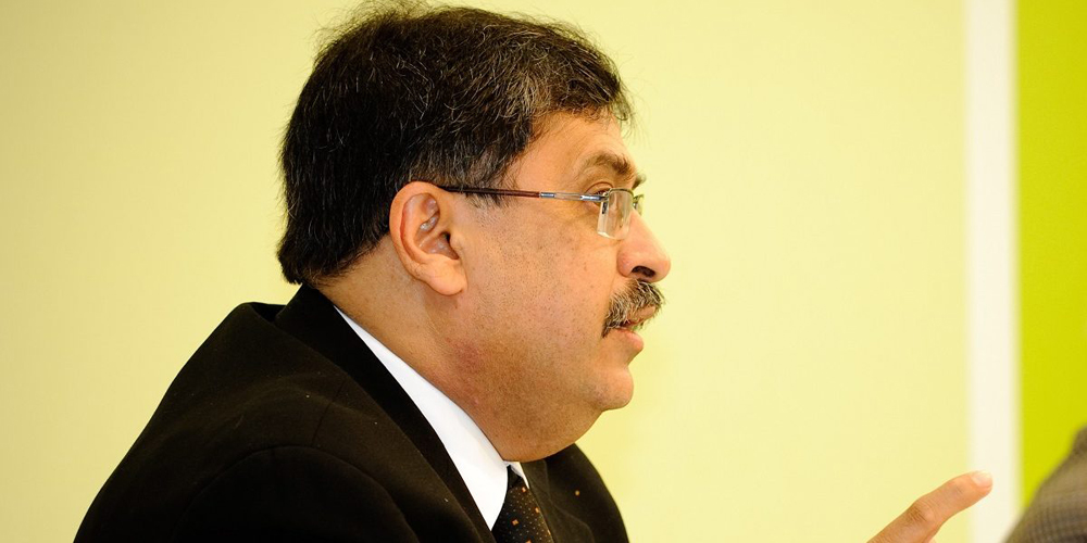 Chief Justice Athar Minallah of the Islamabad High Court