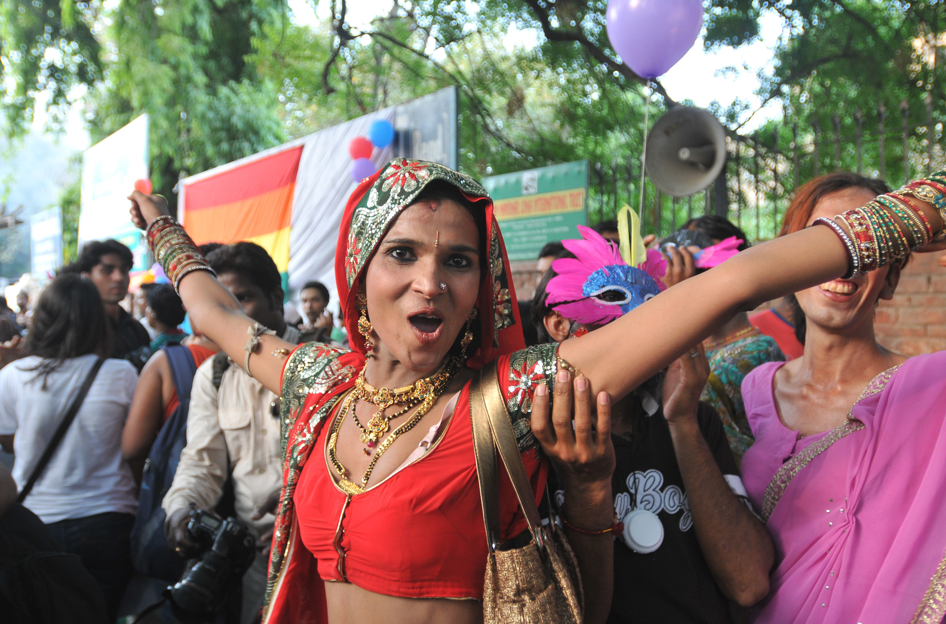 Section 377 verdict signals festival time for democracy