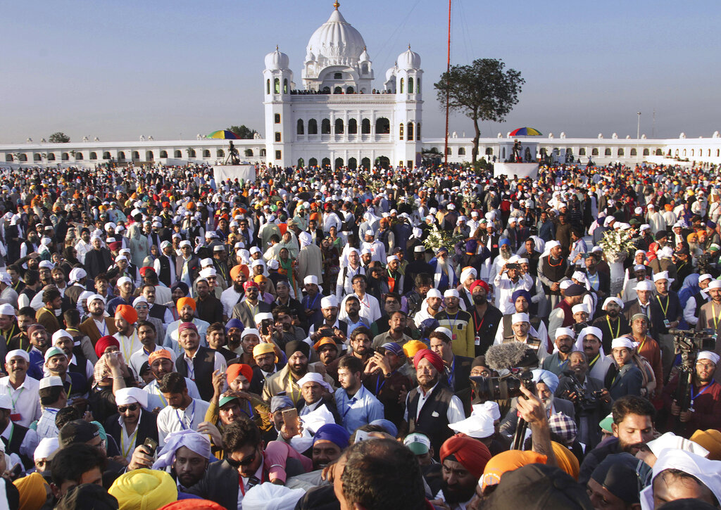 The opening of the Kartarpur corridor in a fractious atmosphere is a marvel