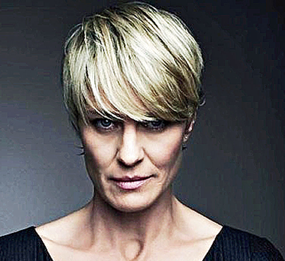 Claire Underwood from House of Cards