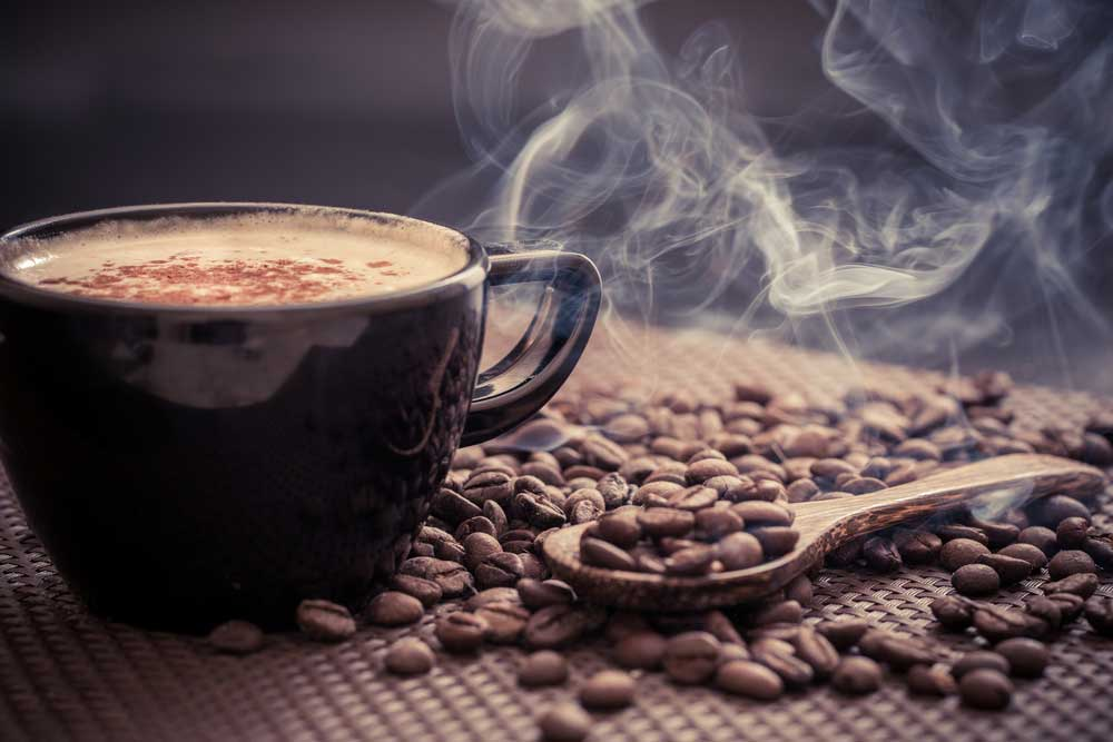 New research co-authored at the University of Toronto by Sam Maglio finds even looking at things that remind of coffee can arouse our minds, mimicking the physical effects of ingesting the beverage.