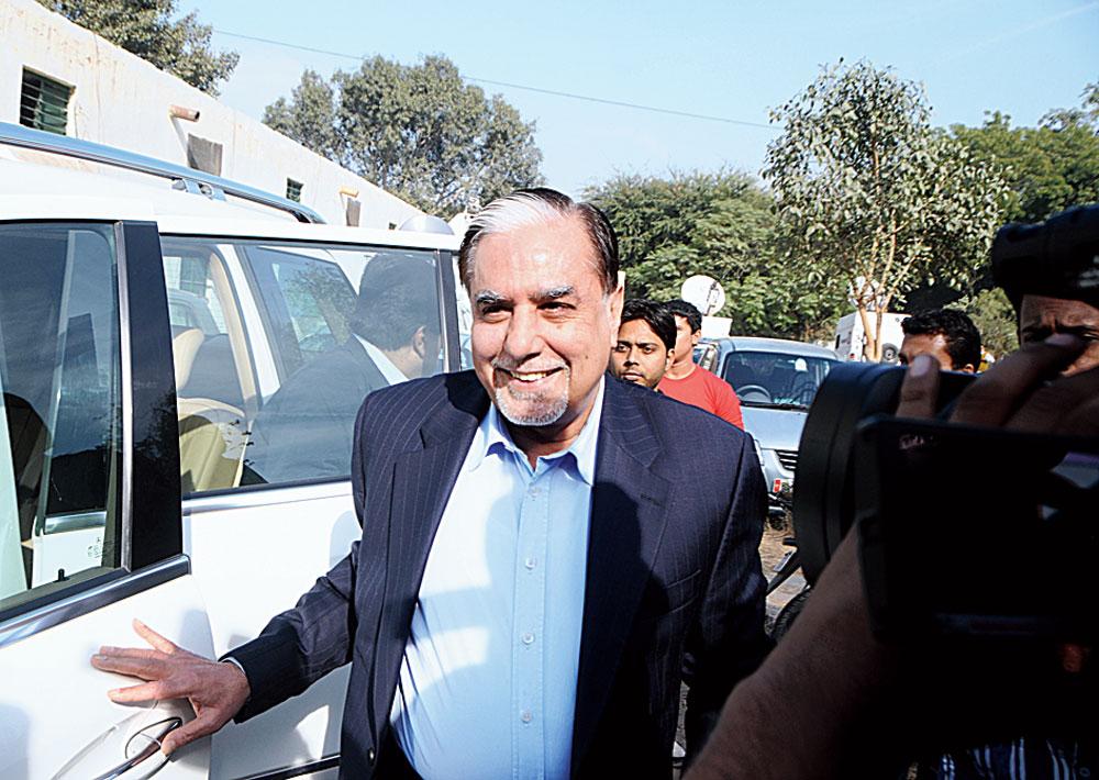 Essel Group Chairman Subhash Chandra