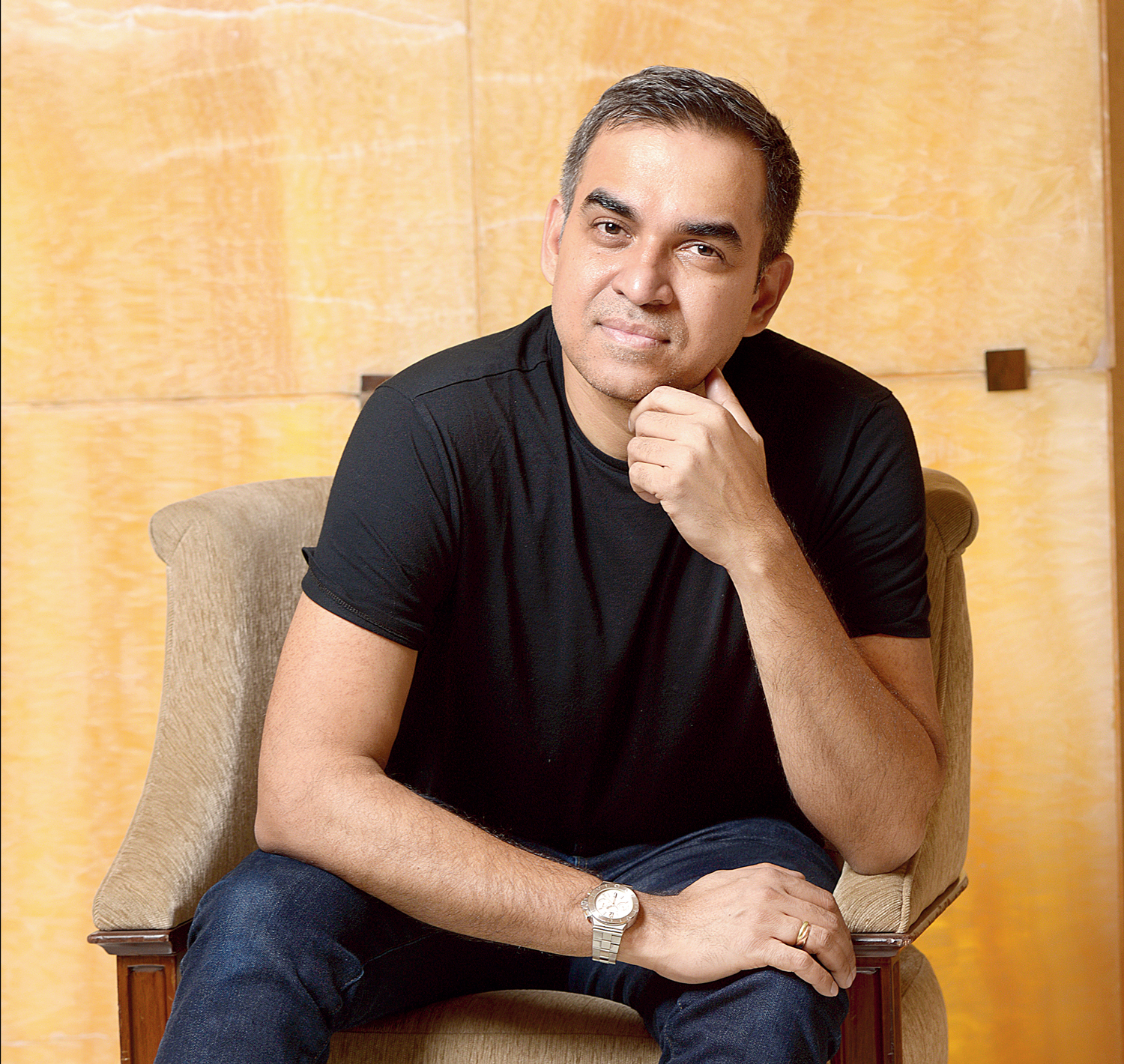Bibhu Mohapatra traces his journey from Rourkela to New York, and charts the road ahead