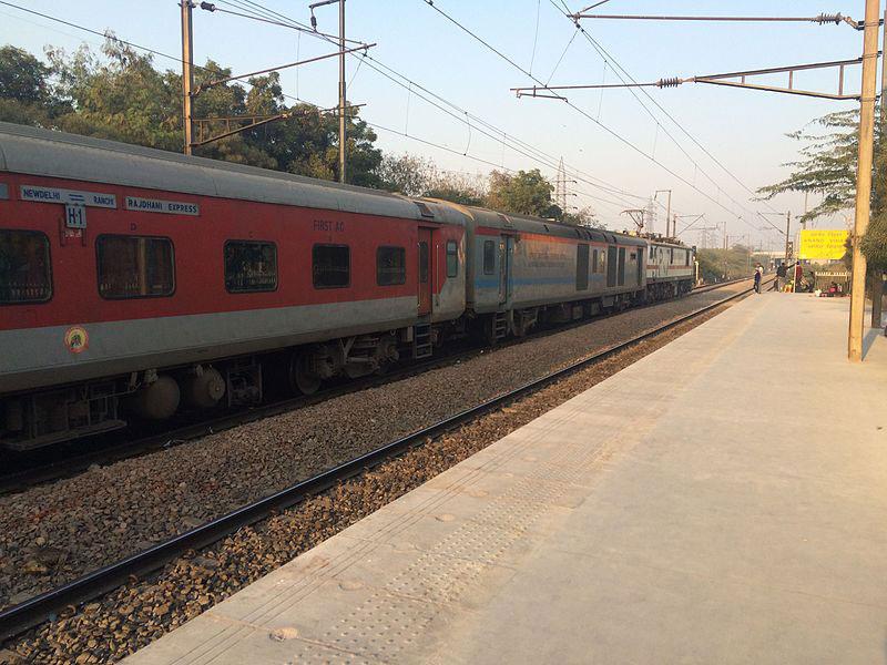 Delhi-Ranchi Rajdhani Express