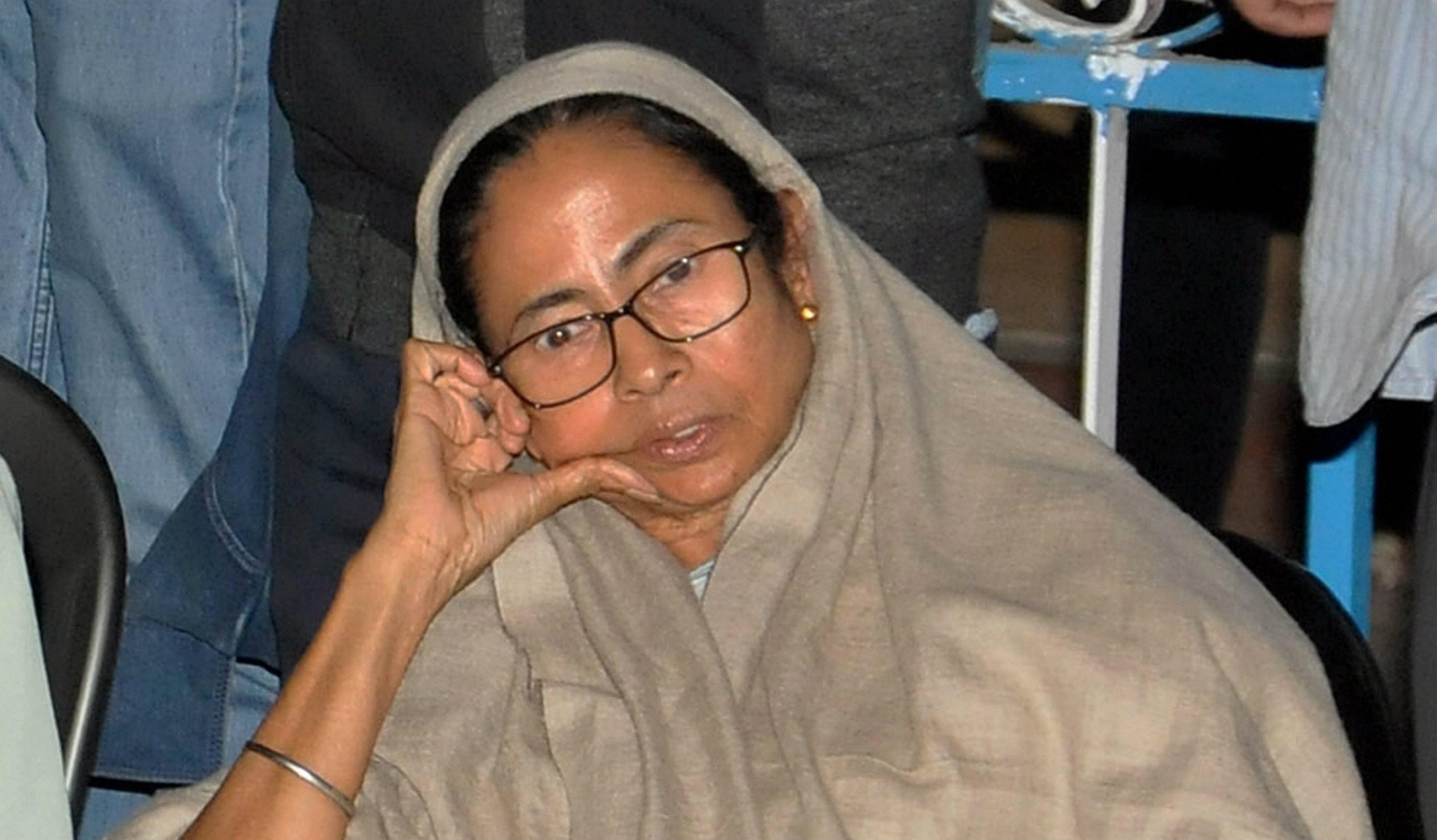 Will continue satyagraha till country is saved: Mamata Banerjee