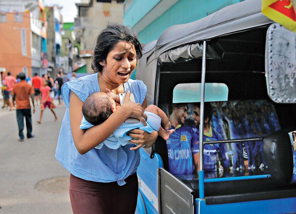 Indian blast alert fell through Sri Lankan leadership crack